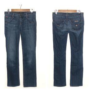 Hudson | Straight Leg Jeans 27